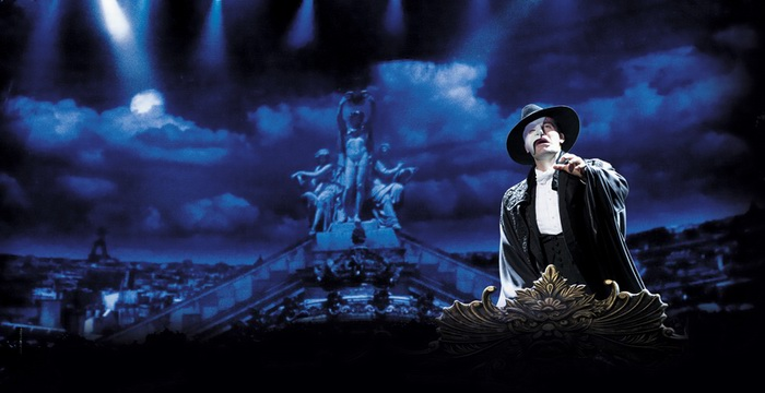 เพลง the phantom of the opera แปล